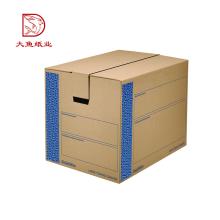OEM nouveau jetable fabriqué en Chine fabricant de boîte d'usine ondulé