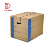 OEM newest disposable made in China factory box maker corrugated