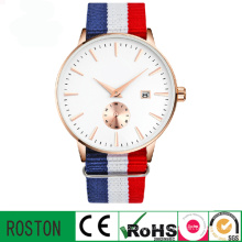 Fashion Nylon Sport Watch with Japan Movment