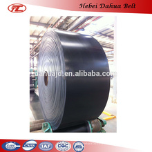 DHT-105 rubber cover heat resistant conveyor belts manufaturer