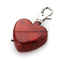 Heart-Shaped Safety Warning Light (17-1X0818)