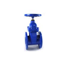 Handwheel flow control duplex stainless steel 1/2 gate valves