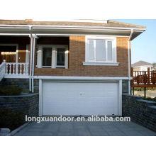 Tipo de portas de garagem e porta de aço automática de estilo aberto