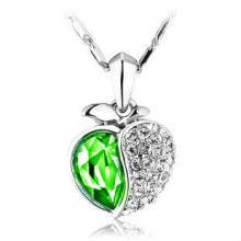 Красочные кристалла ожерелье оптовая моды ювелирные изделия