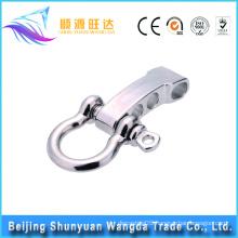 zinc alloy die casting metal slide buckle bag buckle wholesale ladder locks,ladder lock buckle