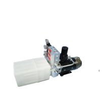 DC motor hydraulic power unit