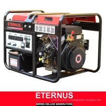 Дизельный генератор мощностью 10 кВт для кемпера (SH8Z)