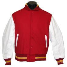 la mayoría de la alta calidad de la moda de la cosecha varsity chaqueta