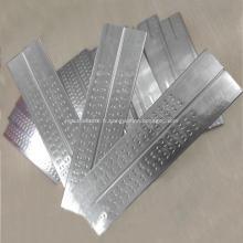 Tube plat en aluminium anti-corrosion Dimple