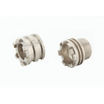 Insert brass female threaded insert male threaded