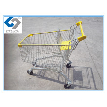 Classic Design Shopping Carts with 160L