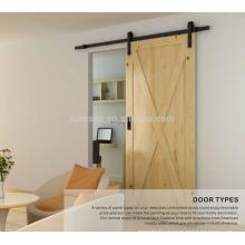 Hardware de la puerta de granero de deslizamiento interior de alta calidad / hardware de la puerta deslizante