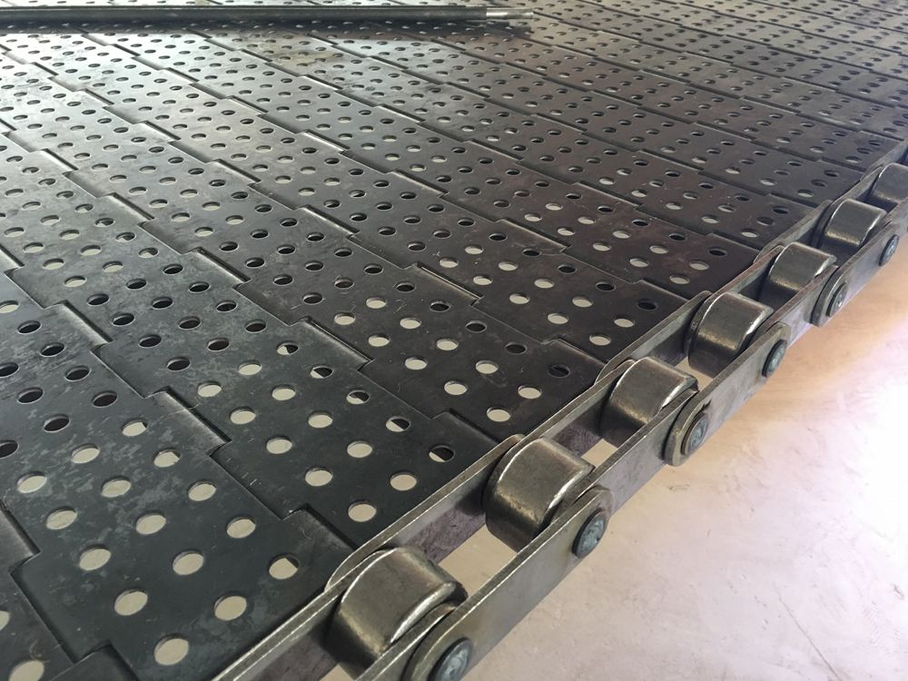 Chain Plate Conveyor Mesh Belt (12)