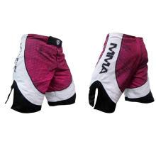 Shorts feitos sob encomenda da luta do MMA da sublimação, short do MMA, MMA para o encaixotamento