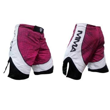 Shorts faits sur commande de combat de sublimation de MMA, shorts de MMA, MMA pour la boxe