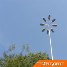 14m 18m, 20m, 25m, 35m 40m Street Lighting 30m High Mast Lighting Pole/High Mast Lighting Price