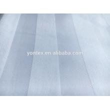 Hotel stripe bedding fabric