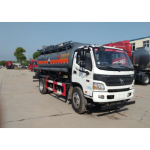 FOTON 9000 liters NaOH solution tanker