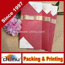 Cartão do casamento / aniversário / Natal (3342)