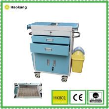 Больничная мебель для аварийной тележки (HK801)
