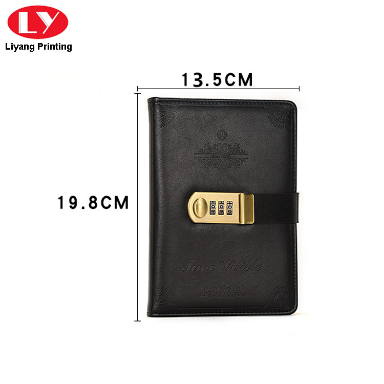 Notebook With Lock2