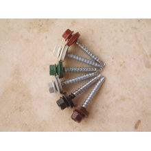 High Quality Head Painted Roofing Screws