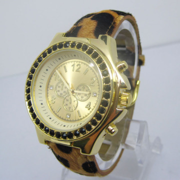 Hot Selling Quartz Fashion Lady Gift Watch
