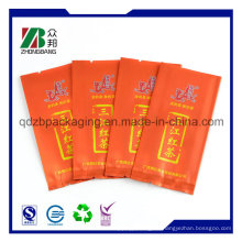 Back Seal Clear Plastic HDPE LDPE Verpackungsbeutel
