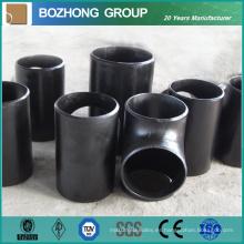 T de acero inoxidable (AISI304 321 316 316L)