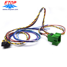 Custom auto Wire Assembly with MCP connectors