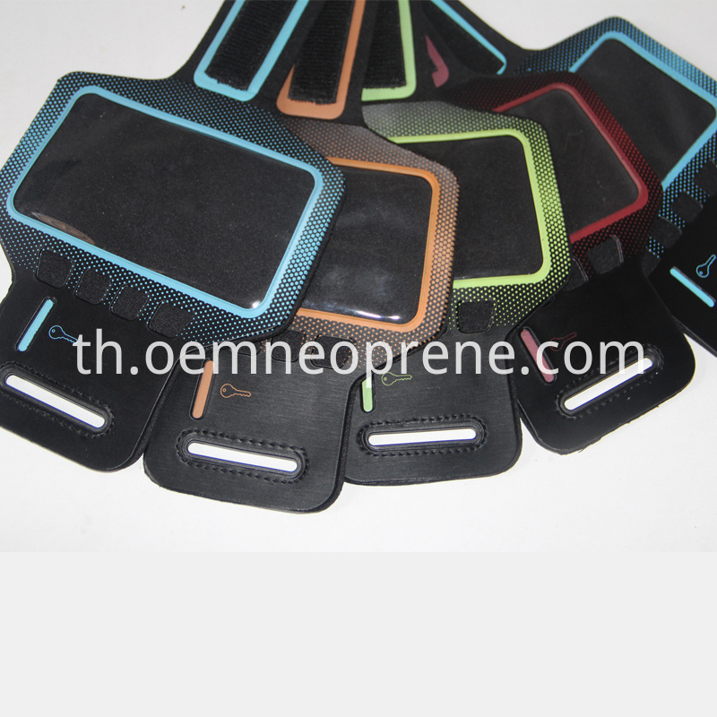 Colorful Sports Armbands