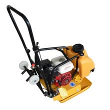 Gasoline Reverse Vibrating Plate Compactor
