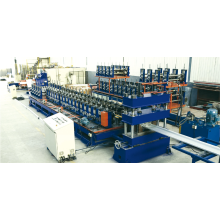 CZU Profile Fast Changing Cold Roll Forming Machine