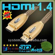 A a C tipo mini cabo HDMI