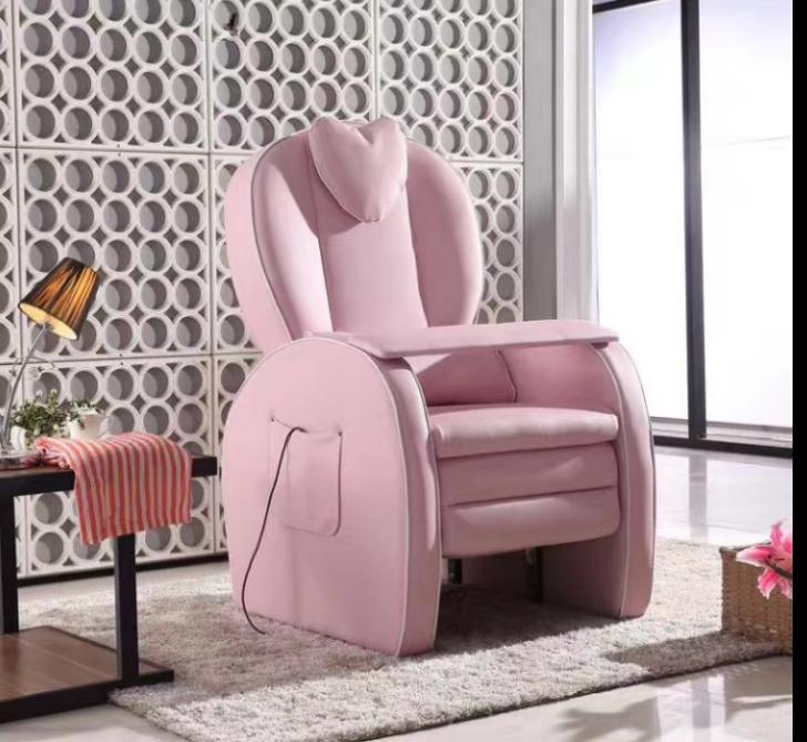electric salon sofa