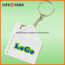 Hot Selling New Mini Round Shape Promotion Gift Tape Measurement