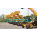 XCMG LW160KV wheel loader 1.4t-1.6t / 0.75m3