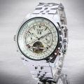 Stainless Steel Strap Mechanical 3Atm Watch