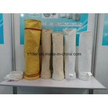 Bolsa de filtro de polvo para colector de polvo