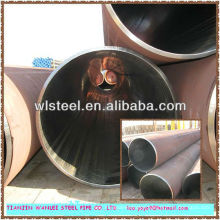 ERW CARBON STEEL PIPE for liquid service made in China