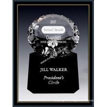 Crystal Radiance Diamond Award - 6 pouces de hauteur