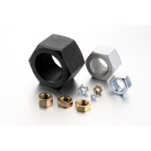 Factory made hot-sale for Heavy Hexagon Structural Nuts HEXAGON NUTS export to Montenegro Wholesale