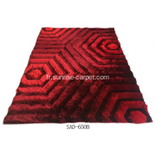 150D Polyester Silk Shaggy Carpet