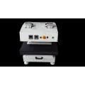 Machine de pressage à chaud de colophane 2016 double plaque chauffante presse à chaleur