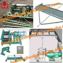 Specilized design automatic chicken manure removal machine for chicken farm