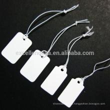 Precio de fábrica de alta calidad colgar etiquetas de joyería