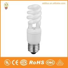 Slim CE UL 7W 9W 11W Spiral Energy Saving Lamps 110-240V from China Factory