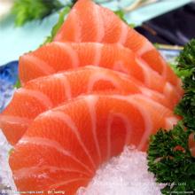 Atacado salmão congelado peixe / salmão do Pacífico