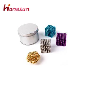 Neodymium Magnet Ball set 5mm
