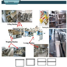 China Noodle Fully Automatic Weighing and Packing Machine